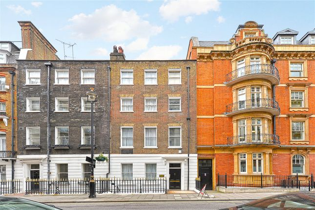 Thumbnail Terraced house to rent in Welbeck Street, Marylebone, London