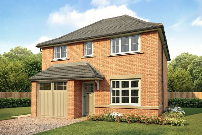 """4 bedroom detached house for sale in """"Shrewsbury"""" at Waterlode, Nantwich"""