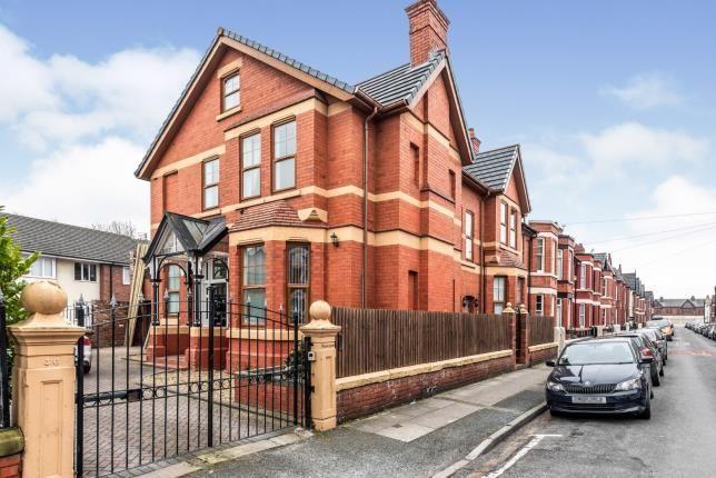 Thumbnail End terrace house for sale in Winstanley Road, Waterloo, Liverpool, Merseyside