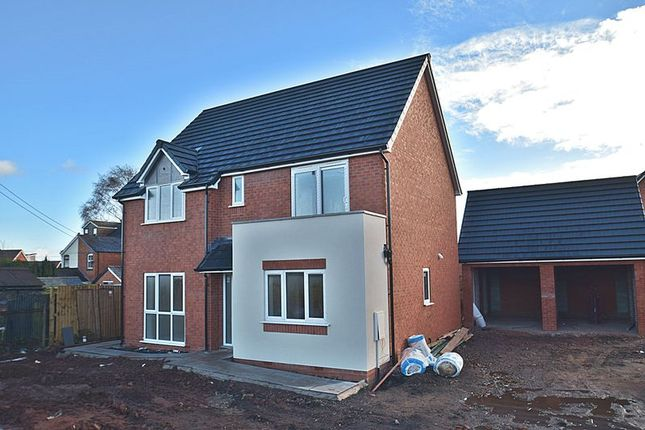 Thumbnail Detached house for sale in Plot 1, Perryfields Road, Bromsgrove