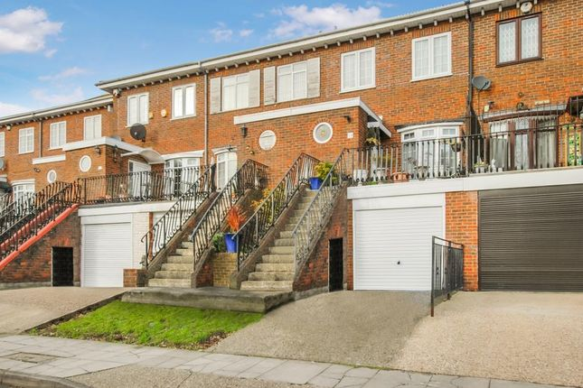 Town house for sale in Lantern Close, Wembley