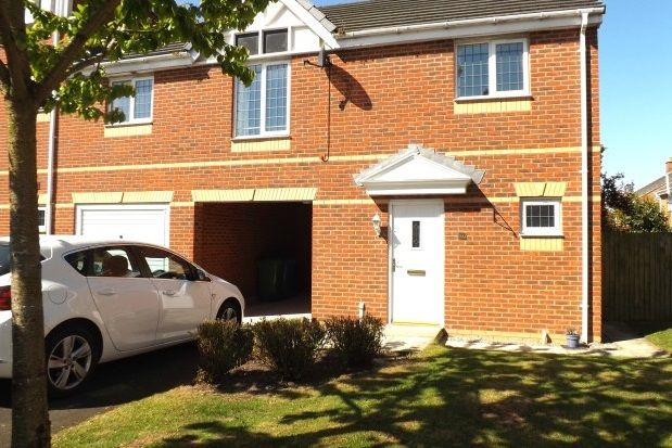 Thumbnail Semi-detached house to rent in Harebell Close, Widnes