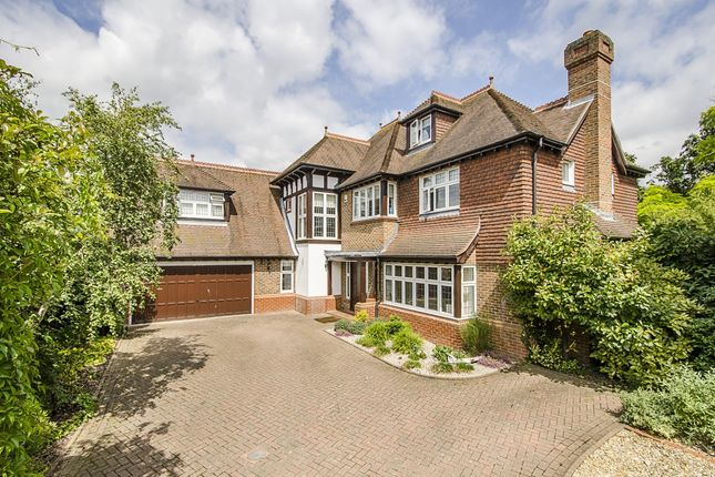 Thumbnail Detached house to rent in Bramble Close, Park Langley, Beckenham