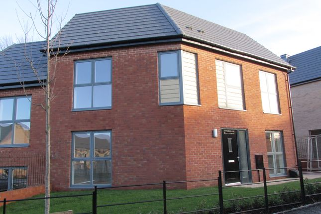 Thumbnail Semi-detached house to rent in Haigh Crescent, Birmingham