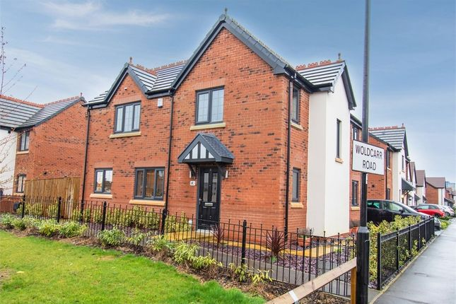Thumbnail Detached house for sale in Coppice View, Hull, East Riding Of Yorkshire