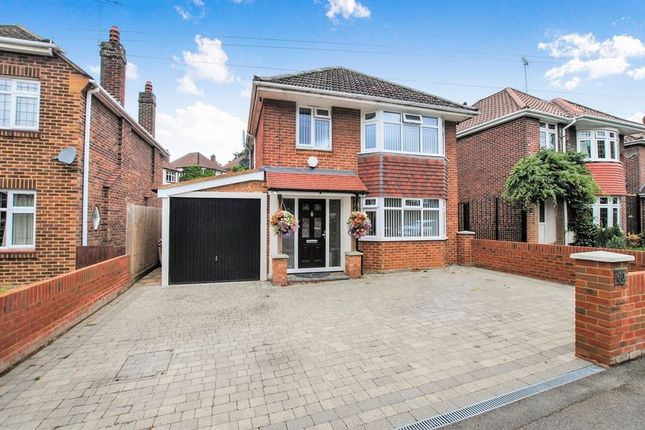 Thumbnail Detached house for sale in Glenfield Avenue, Southampton