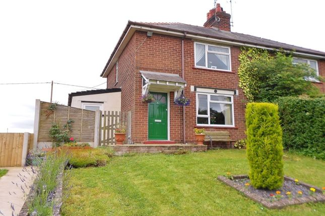 Semi-detached house for sale in Eyton Grove, Eyton, Wrexham