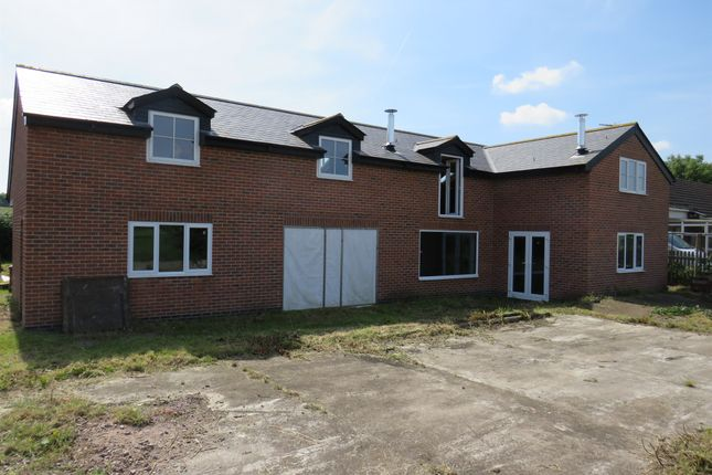 Thumbnail Land for sale in Twyford Road, Marefield, Leicester
