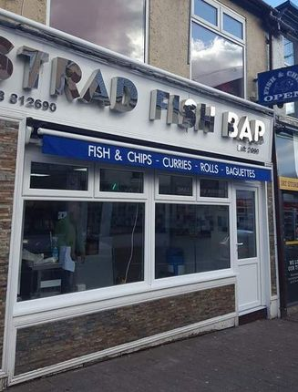 Thumbnail Restaurant/cafe for sale in Commercial Street, Ystrad Mynach, Hengoed