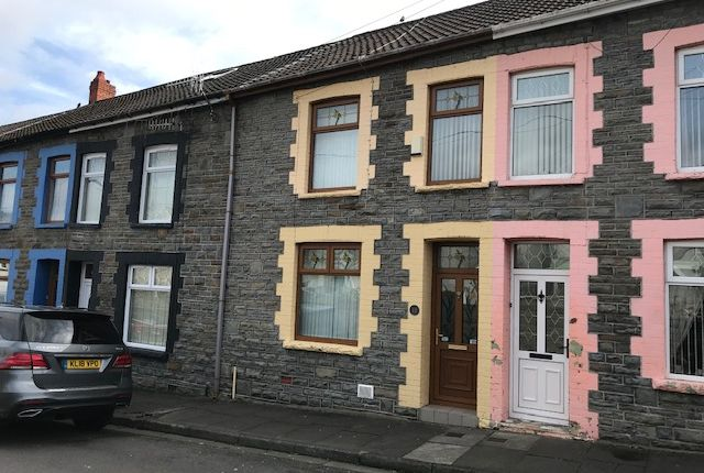 Thumbnail Terraced house for sale in York Street, Godreaman, Aberdare