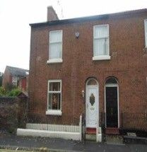 Thumbnail Shared accommodation to rent in Warrington, Cheshire