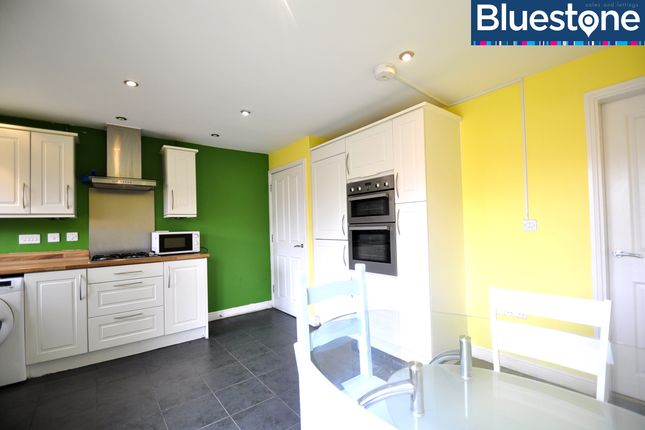 Thumbnail Shared accommodation to rent in Alicia Crescent, Alexandra Gate, Newport