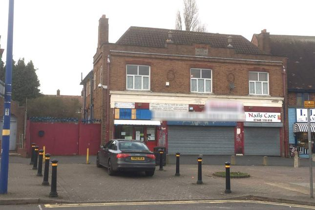 Thumbnail Commercial property for sale in Birmingham B29, UK