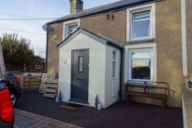Thumbnail Semi-detached house for sale in Felindre Road, Pencoed, Bridgend