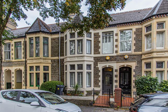 Thumbnail Terraced house for sale in Ryder Street, Pontcanna, Cardiff