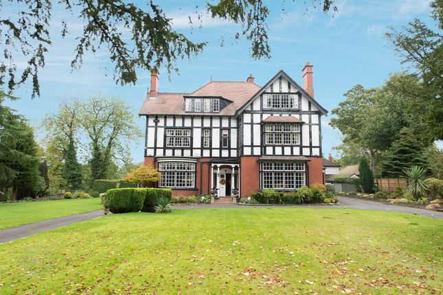 Thumbnail Detached house for sale in Broseley Lane, Kenyon, Warrington