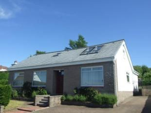 4 bedroom detached house for sale in Cowal View, Gourock