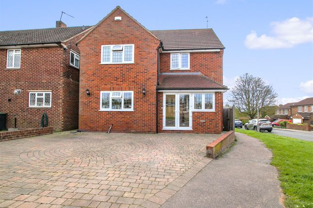 Thumbnail Detached house for sale in Thaxted Way, Waltham Abbey