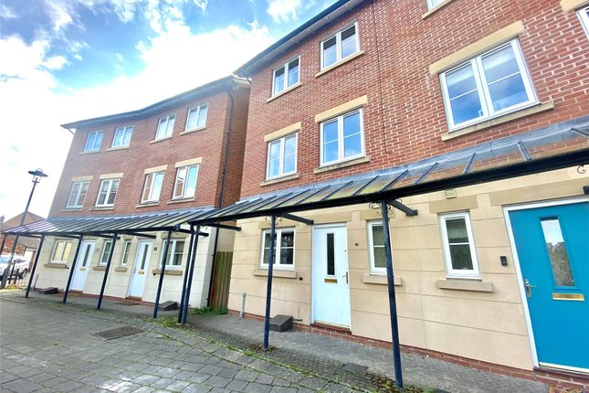 Thumbnail Detached house to rent in Fitzroy Circus, Fairfax Gardens, Portishead, Bristol