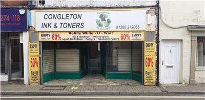 Thumbnail Retail premises to let in Ground Floor 7 Mill Street, Congleton, Cheshire