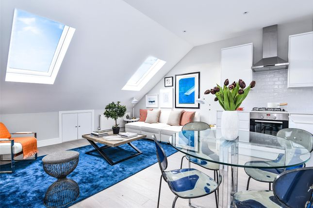Thumbnail Flat for sale in Ravenstone Street, London