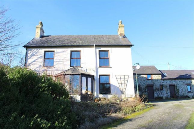 Thumbnail Property for sale in Sarnau, Llandysul