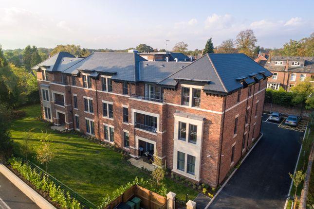 Thumbnail Flat to rent in Berkeley House, Chapel Lane, Wilmslow