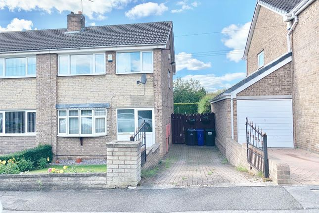 Thumbnail Semi-detached house to rent in Lund Crescent, Barnsley