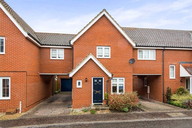3 bed link-detached house for sale in Windsor Park Gardens, Sprowston, Norwich