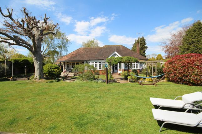 2 bed detached bungalow for sale in Clara Cottage, Burford Close, Offington, Worthing BN14
