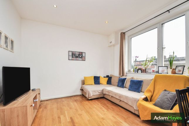 Thumbnail Flat to rent in Regents Park Road, Finchley Central