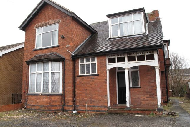 Thumbnail Flat to rent in Cinderhill Road, Bulwell, Nottingham