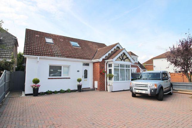 Thumbnail Detached bungalow for sale in Locks Road, Locks Heath, Southampton