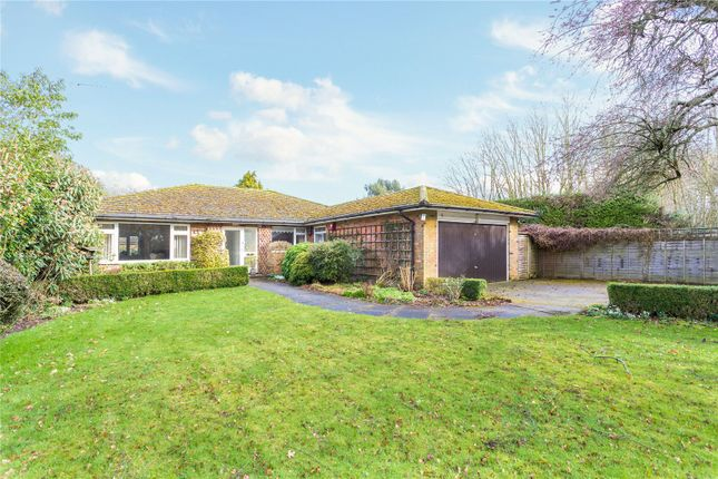 Thumbnail Bungalow for sale in Bamville Wood, East Common, Harpenden, Hertfordshire