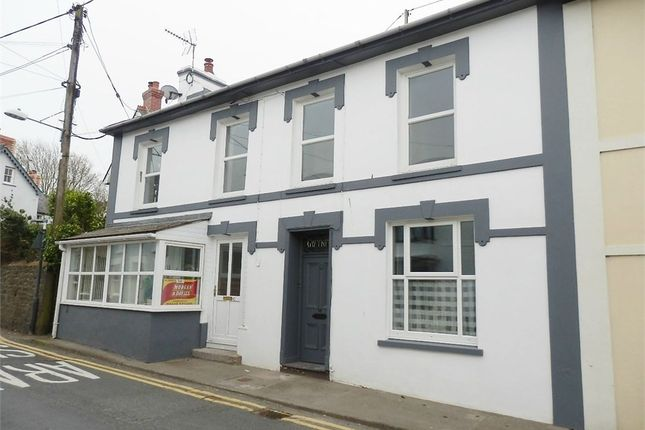 Thumbnail Flat for sale in George Street, New Quay