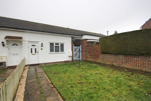 Thumbnail Semi-detached bungalow for sale in Domsey Bank, Marks Tey, Colchester
