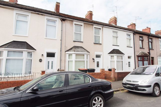 Property for sale in Goodrich Crescent, Newport