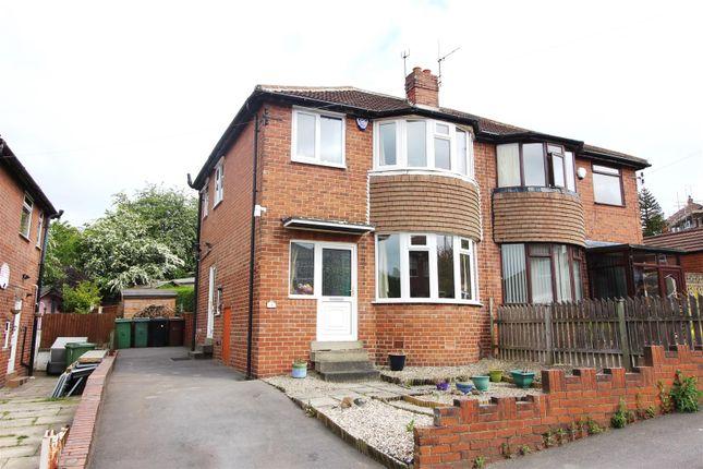 Thumbnail Semi-detached house for sale in Primrose Gardens, Halton, Leeds