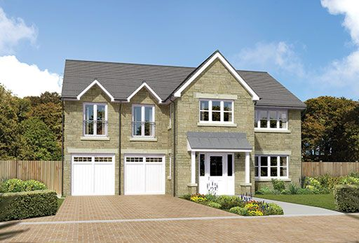 """Thumbnail Detached house for sale in """"Thornewood II"""" at Troon"""
