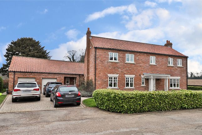 Thumbnail Detached house for sale in Westcote Farm, Barrow-Upon-Humber