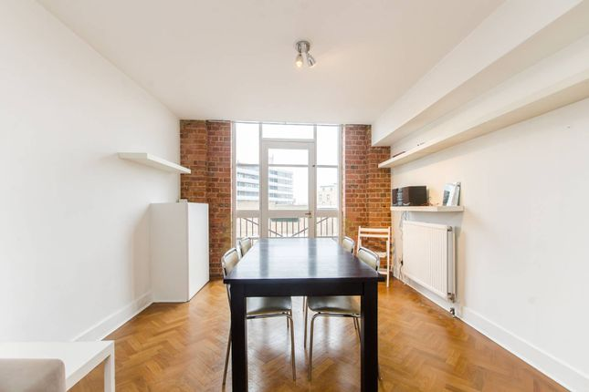 Thumbnail Flat to rent in Wharf Place, Hackney