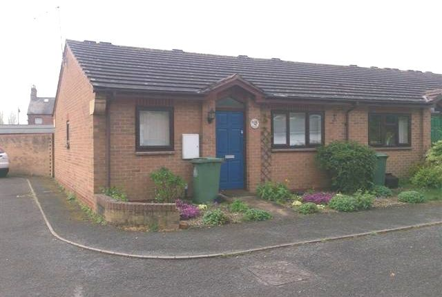 Thumbnail Bungalow to rent in Castle Court, Wem