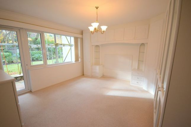 Thumbnail Flat to rent in Lindsay Road, Branksome Park, Poole