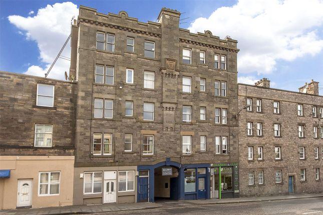 External of St Leonards Street, Newington, Edinburgh EH8