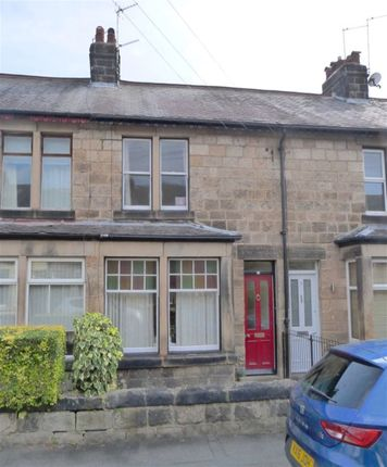 Thumbnail Terraced house to rent in Coronation Avenue, Harrogate