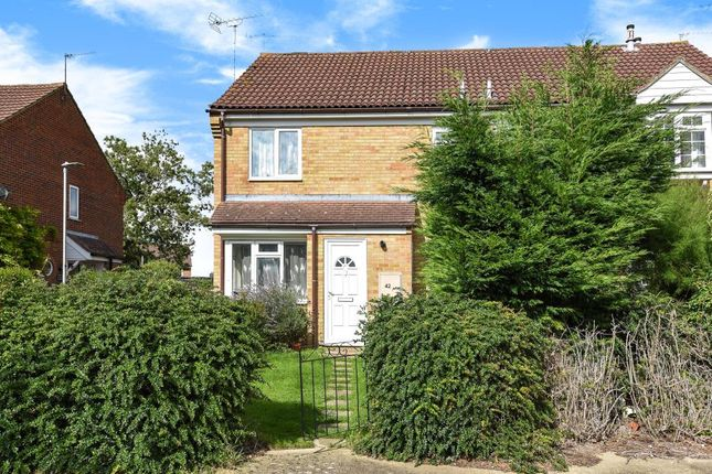 Thumbnail Semi-detached house to rent in The Lawns, Hemel Hempstead