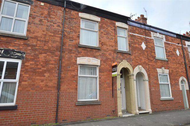 Front of Freehold Street, Hull HU3