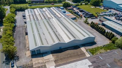 Thumbnail Light industrial to let in Unit 2 Grimrod Place, Skelmersdale, West Lancashire