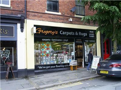Thumbnail Commercial property for sale in 54 High Street, Mold, Flintshire