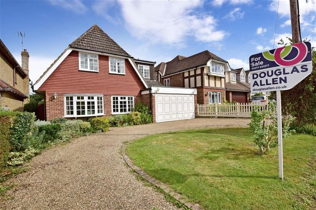 Thumbnail Detached house for sale in Lilford Road, Billericay, Essex